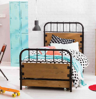 Flinders Metal Bed