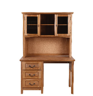 Oxford Bookdesk & Hutch