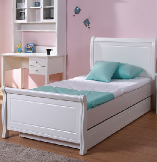 Paris Sleigh Bed